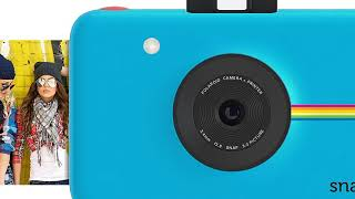 Review of the Polaroid Instant Snap Camera