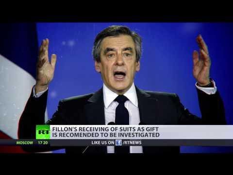 $50k to meet Putin: French media slam Fillon for allegedly receiving money from Lebanese tycoon