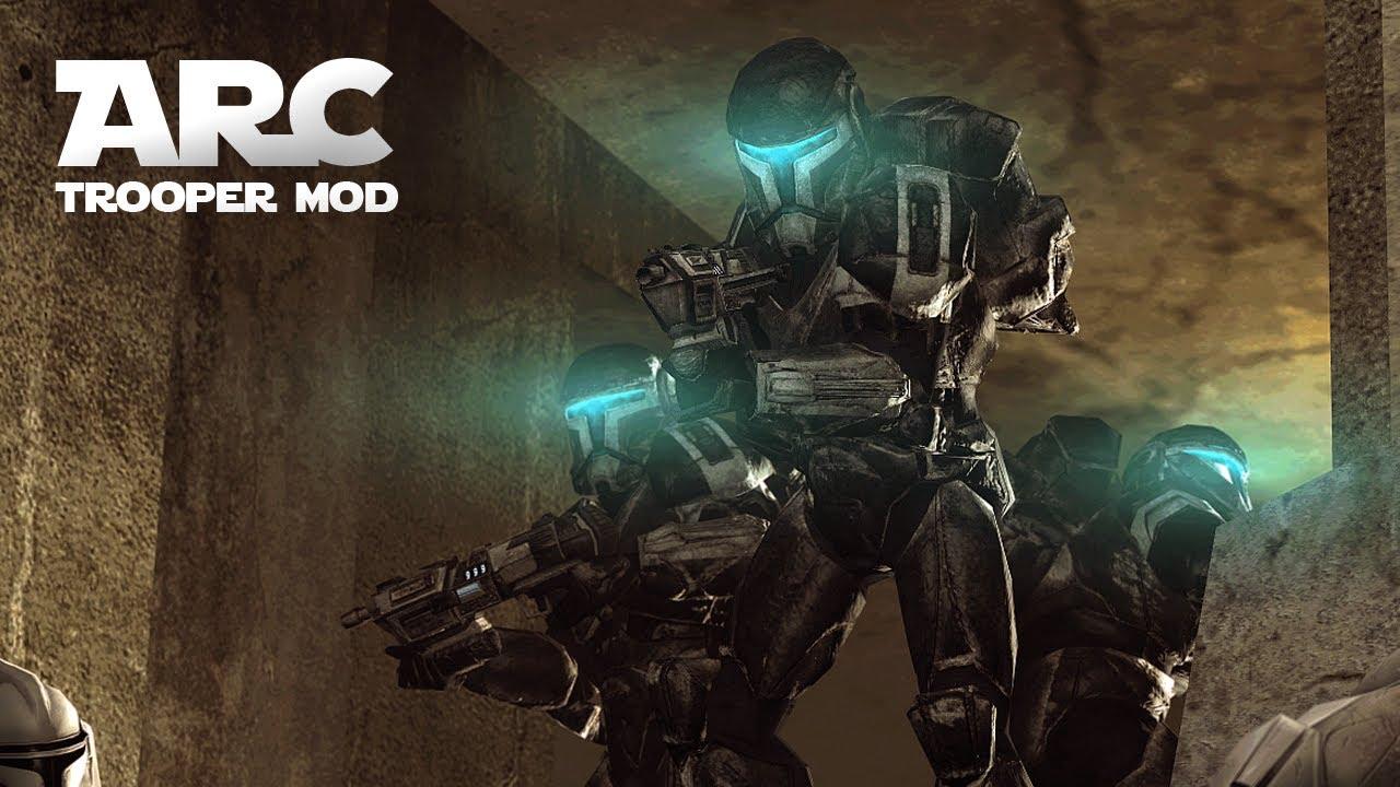 Republic Commando Arc Trooper Mod Playthrough Pt 5