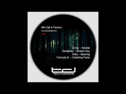 Dj Ogi - Kariola (Original Mix) [Technodrome]