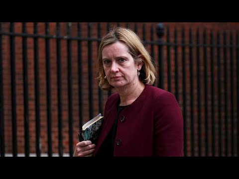 Amber Rudd resigns over windrush scandal