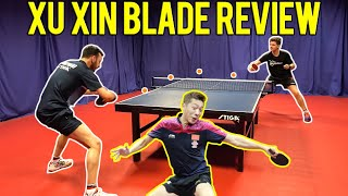 sTIGA Dynasty Blade Review  Xu Xin Edition