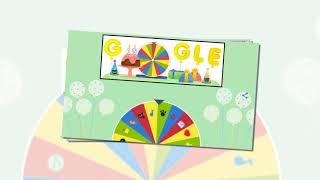 Google birthday surprise spinner - google birthday surprise spinner,google's 19th birthday