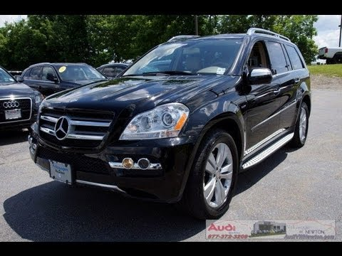 2010 Mercedes Benz Gl 350 Bluetec Diesel 4matic Youtube
