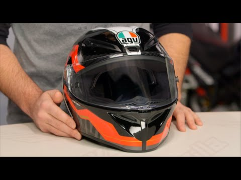 AGV GT Veloce Izoard Helmet Review at RevZilla.com