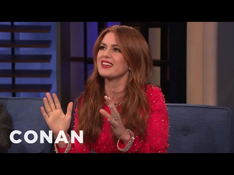Steve - (Video) Isla Fisher On What It's Like Being Married To Sacha Baron Cohen