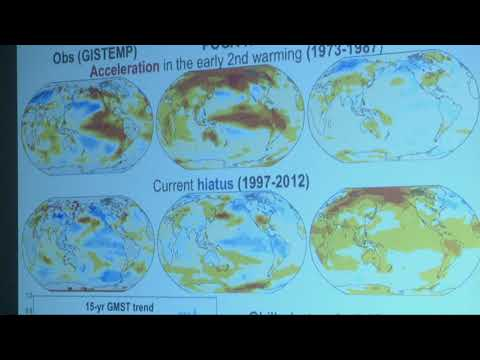 Tropical Pacific Modulations of Global Climate From a Long Poga Run From 1871 -- Shang-Ping Xie