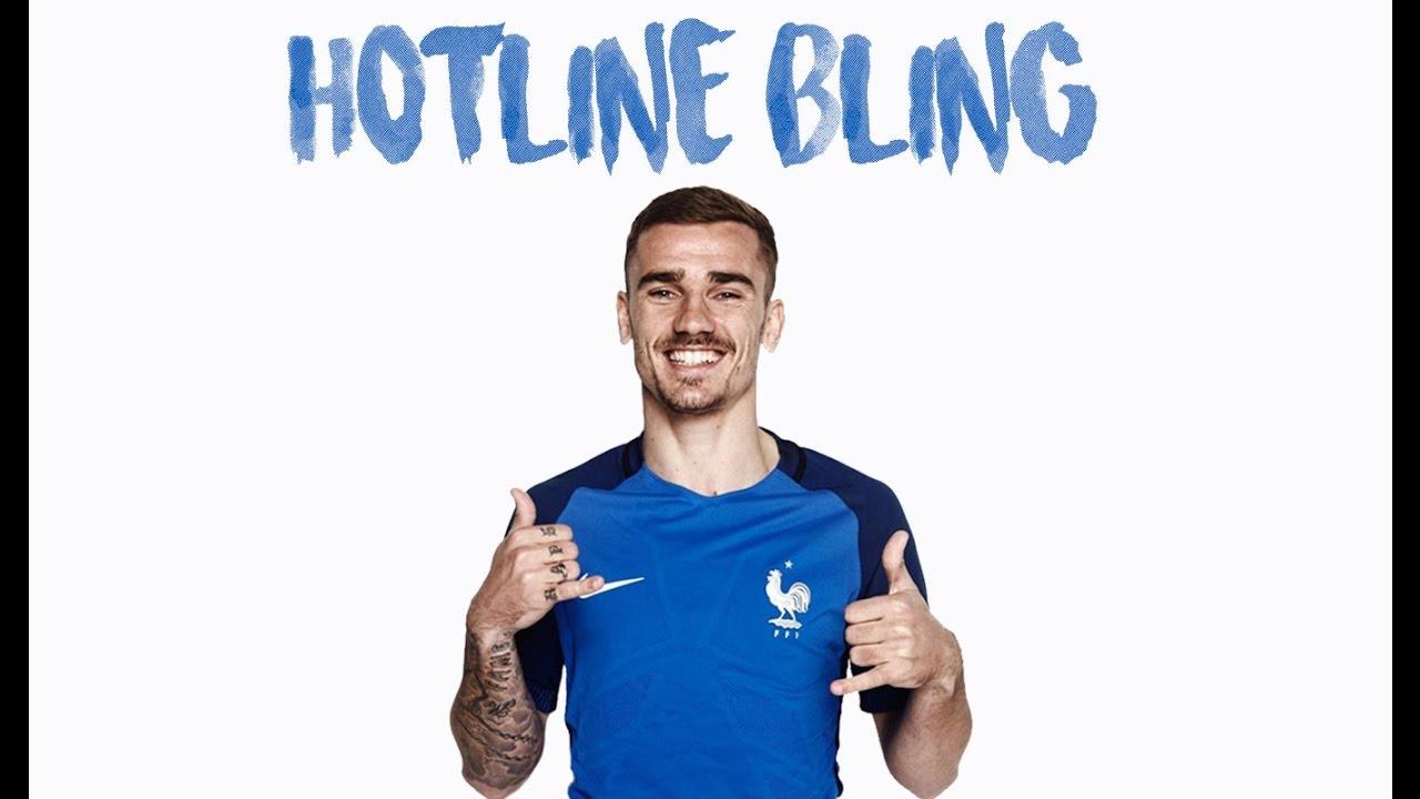 Griezmann Hotline Bling