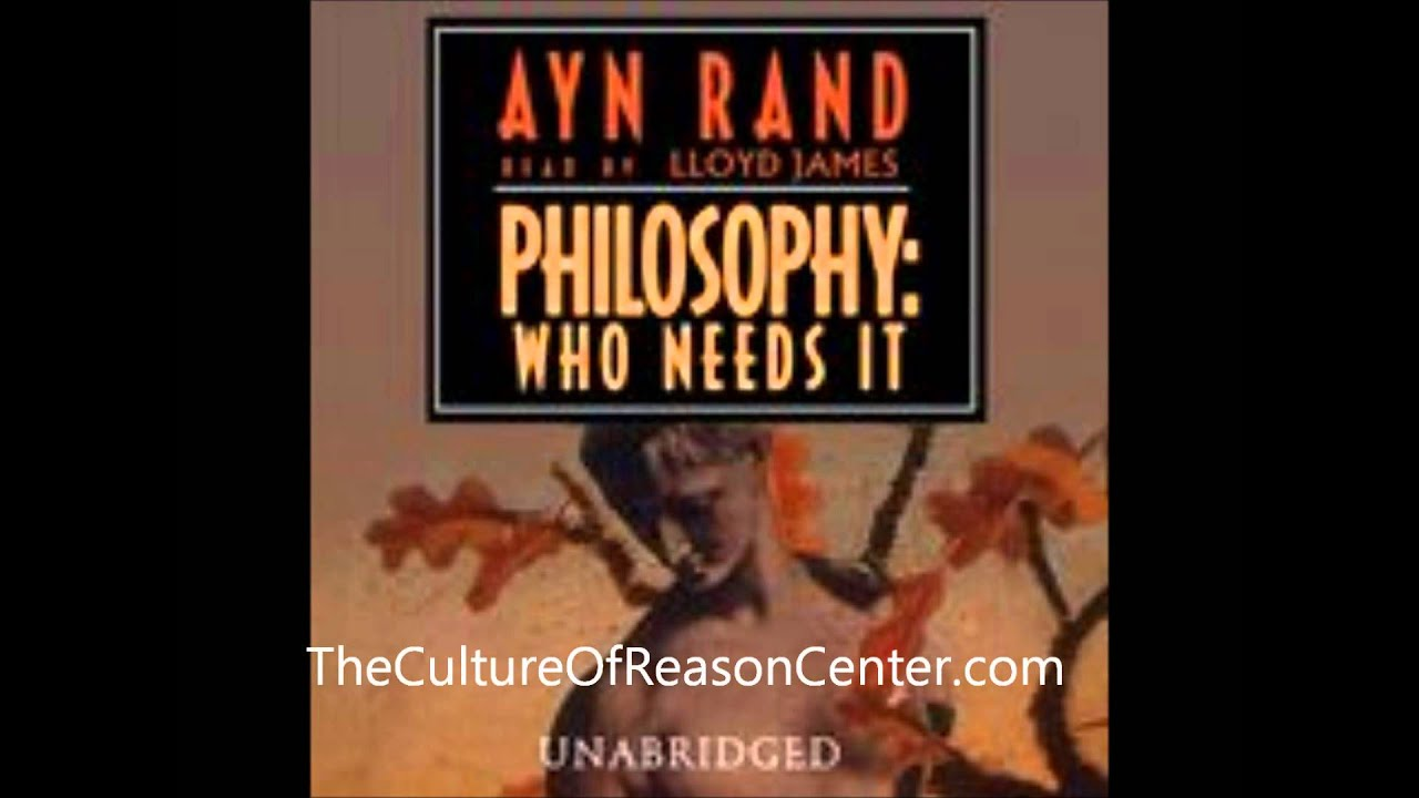 ayn rand and her philosophy of objectivism My view is that no other philosophy can be as down to earth as ayn rand's objectivism can any modern day philosopher match her feat.