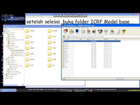 Tutorial Menggungkan map ICRF Jatim by Bang Nov.