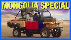 The Grand Tour Game : MONGOLIA SPECIAL!!