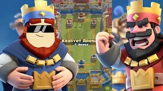 Kraliyet Arenası!  - Clash Royale #9