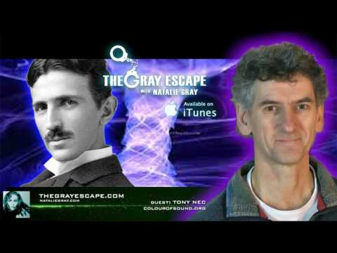 Ep 31 - Vibrations of Tesla | The Healing Power of Sound
