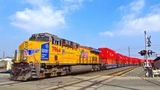 GE The 5000th GEVO - Union Pacific 7964