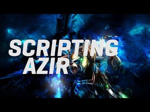Nightblue3 - SCRIPTING AZIR Kappa