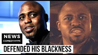 Times Wayne Brady Snapped And Proved He's Black - CH News