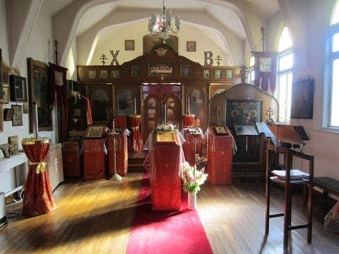 Christmas At Kobe Orthodox Church