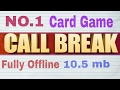 """Fully Offline""Best CARD game for Android"