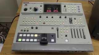 panasonic wj mx50 video mixer