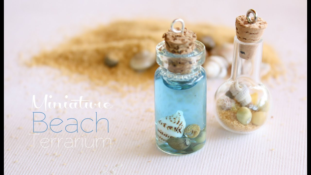 Message In A Bottle Craft Ideas