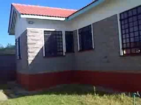Perfect Exterior Of 3 Bedroom Corner House To Let In Ngong In Gated Community