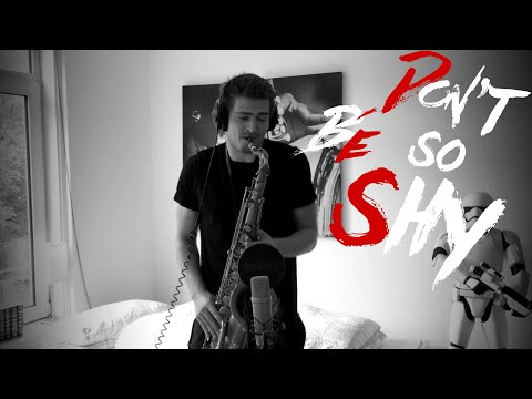Imany - Don't Be So Shy (Saxophone Cover)