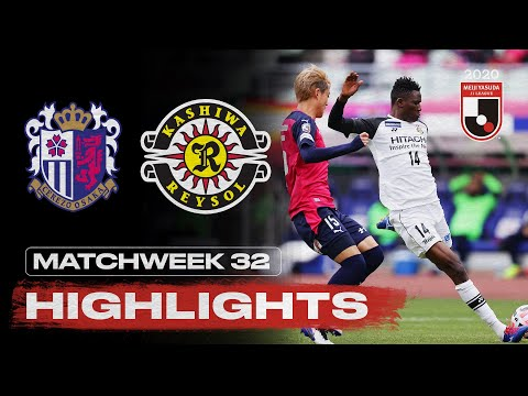 C-Osaka Kashiwa Goals And Highlights