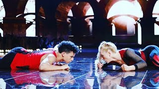 """Charity & Andres """"Amazing"""" NBC World Of Dance 2018 (The Duels) full Video HD."""