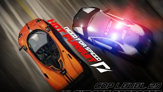 Need for Speed Hot Pursuit: Cop level 20 (Ultimate Enforcer)