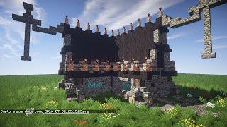 minecraft medieval casa tutorial