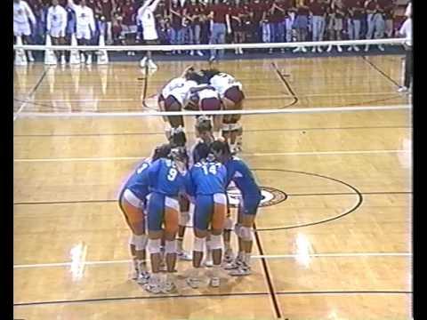 USC vs UCLA Women's Volleyball 1992