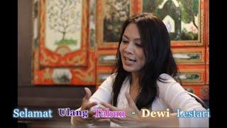Dewi Lestari - Selamat Ulang Tahun Instrumental (Best Version)