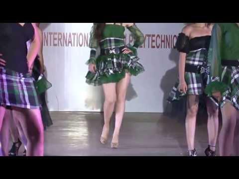 Best Fashion Show in Delhi 2013 by International Women Polytechnic