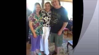 Australian Jazz Legend Sandie White recording a scat solo - GEM Studios