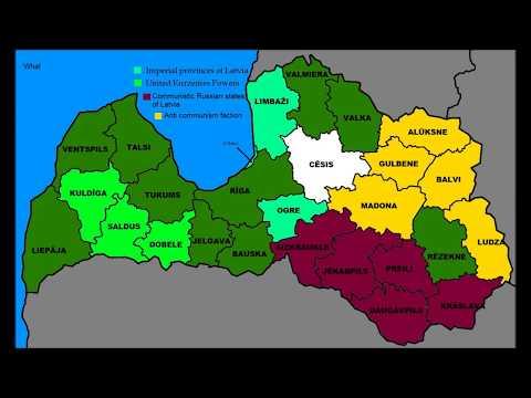 War Of Power In Latvia (Alternate Future Series EP.2) WAR?!?!?!??!?