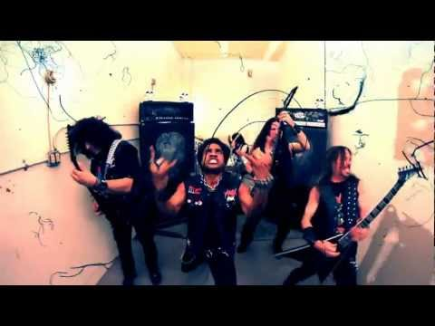 HIRAX - Broken Neck Official Viral Video 2011.
