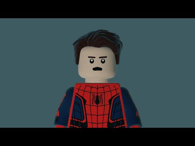 Spider-Man / Blender Animation Test