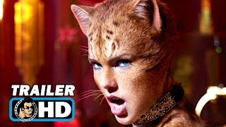 CATS Trailer (2019) Taylor Swift, Idris Elba Movie
