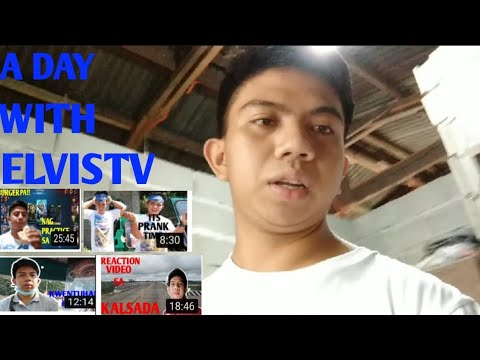 Download A DAY WITH ELVISTV