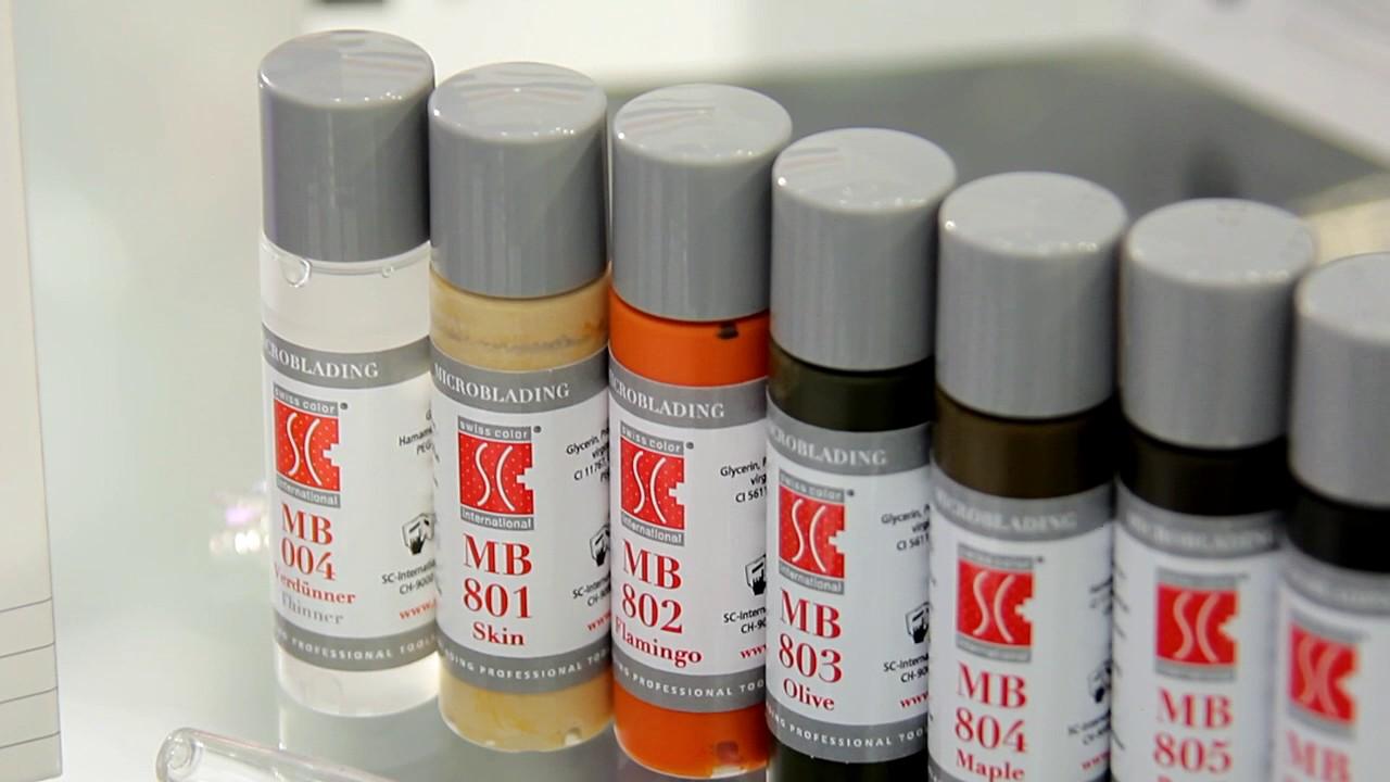 Пигменты swiss color® имплантируются в верхний слой кожи путем внедрения иглы во время процесса пигментирования. Благодаря регулируемой.