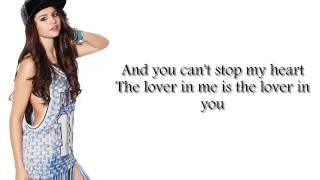 סלינה גומז – Lover in Me