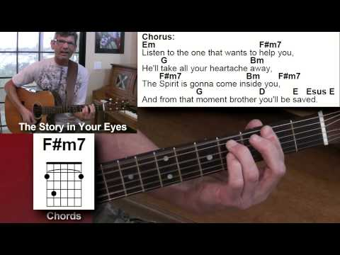 The Story in Your Eyes - Moody Blues - Written by Guitarist Justin Hayward