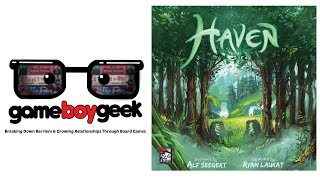 Haven Review with the Game Boy Geek