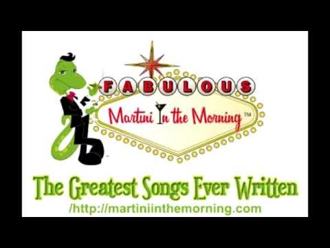 Martini in the Morning (radio shout-out)