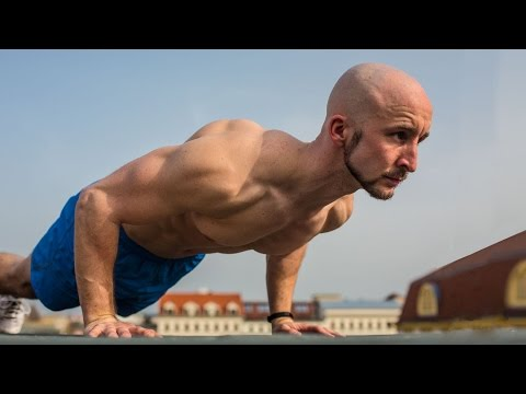 Workout Without Equipment?! - Home & Outdoor
