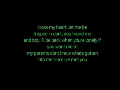 kevin abstract - runner lyrics