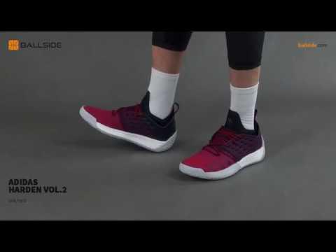 a007debaf595 adidas Harden vol 2 on feet - YouTube