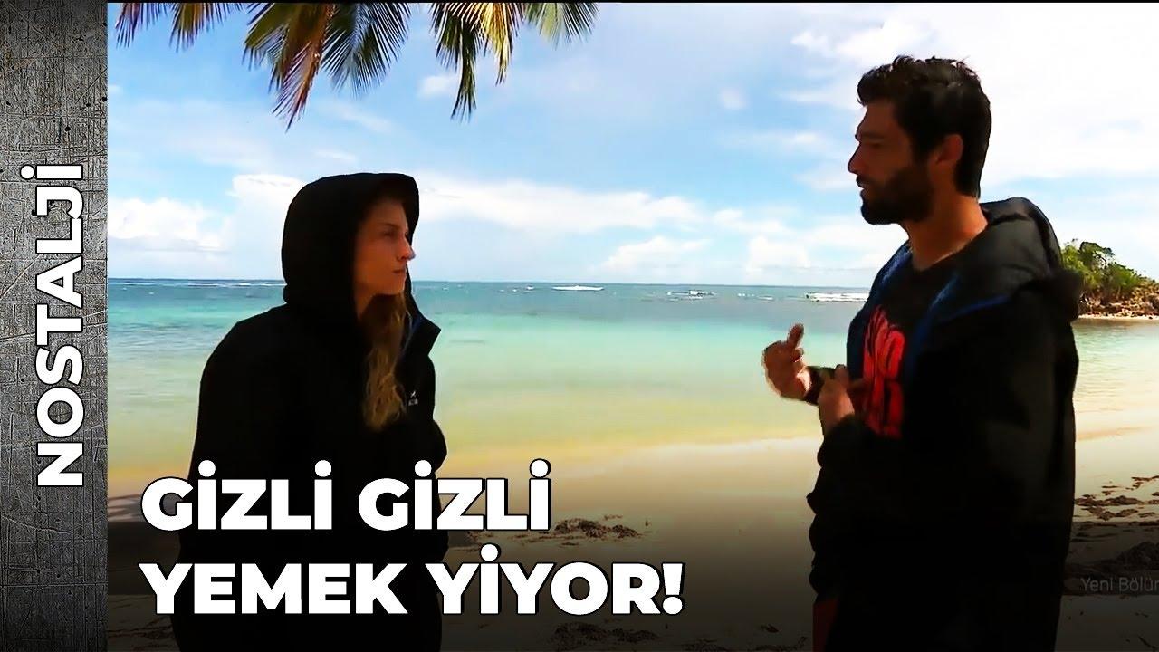 MELİH'E ŞOK SUÇLAMA! | SURVİVOR NOSTALJİ