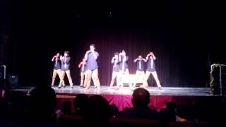v defyn iit delhi 1st place at hansraj college front view