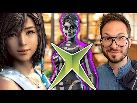 Final Fantasy X-3, Xbox Next le nom des kits, Fortnite = divorces, Cory Barlog tease GOW5 ?